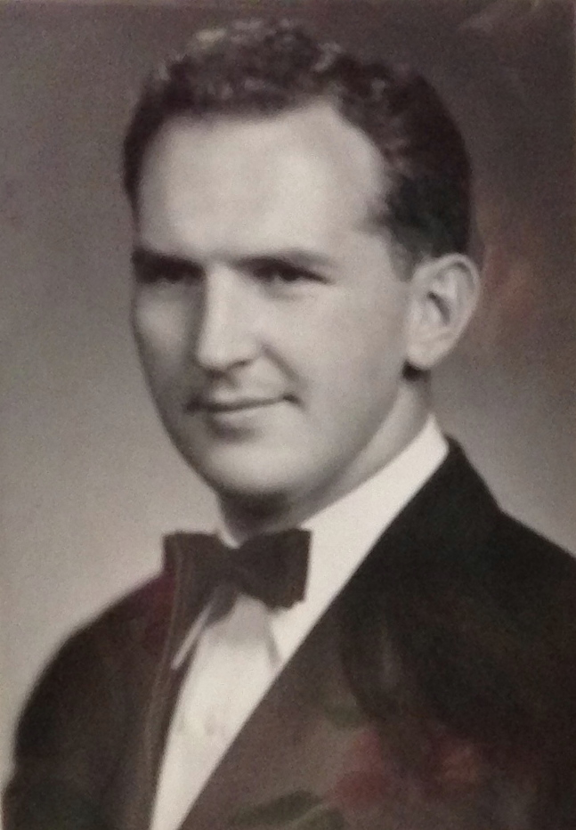Dean Kingrey, '52 DVM